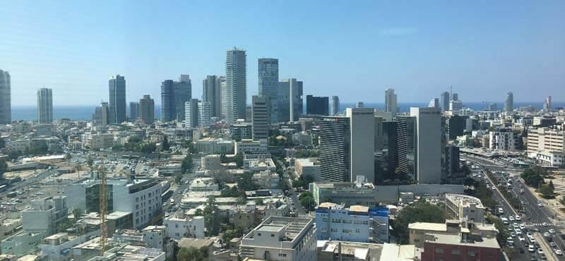 השכרת משרד בתל אביב
